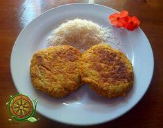 Exquisitas arepas de auyama, zanahoria y plátano sin harina - La brujula