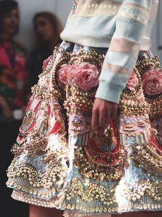 she-loves-fashion:  Manish Arora S/S 2015