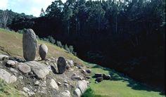 Ototara, New Zealand, 2003 Stone Art, New Zealand, Mount Rushmore, Environment, Mountains, Artist, Nature, Travel, Stones