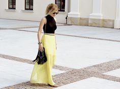 Negro y amarillo
