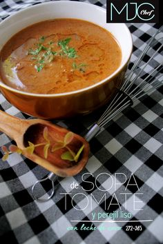 Tomatoes and parsley soup (#272)
