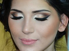 Make up para madrinha de casamento by Domitila.