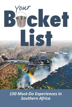 Saturday Spot: Your Southern African Bucket List… A MapStudio GiveAway… – Midland Meander, Bucket List Destinations, All Over The World, Adventure Travel, South Africa, New Experience, Giveaway, Southern, African