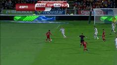 Isco: inch perfect. #Soccer #Football #Sports #GIF Sports Gif, Isco, Gif Of The Day, Soccer, Football, Goals, Hot, Futbol, Futbol