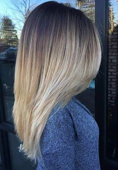 Honey Blonde Balayage Look for Brunettes