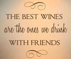 Wonderful friends, great food, awesome wines http://passaggiowines.com