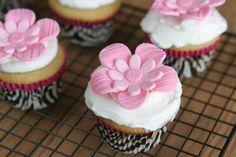 Orange & Cream Cupcake recipe