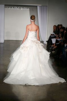 Marchesa – Bridal Fall 2013