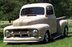 1952 Ford F1 Street Rod Pickup