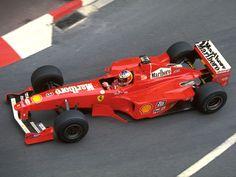 1999 GP Monaco (Michael Schumacher) Ferrari F399