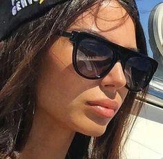 Which brand are the sunglasses?