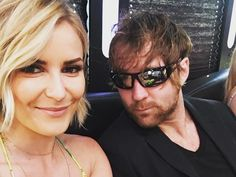 WWE superstars Dean Ambrose and Renee Young tied the knot in real life . so says Renee! Renee Young Wwe, Wrestlemania 29, Jonathan Lee, Wwe Dean Ambrose, Wwe Couples, Nxt Divas, Technology Humor, Nhl Games, Wrestling Wwe