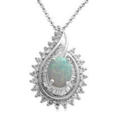 October Birthstone Jewelry (my birthstone... so pretty)