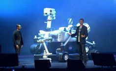Video games help NASA control robots, rovers