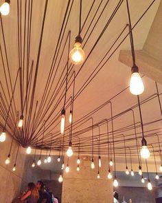 lights on! That which we obtain too easily, we esteem too lightly. ✨ ~Thomas Paine #flashback #flashbackfriday #burritos at #muchachos #singapore #wheninsg #lights #lightson #interiorlighting #muchachossingapore