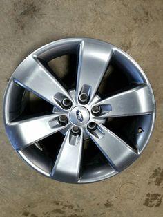 2014 Ford F150 20 Inch set (4) OEM Grey Rims · $500.00 20 Inch Rims, 2014 Ford F150, Oem