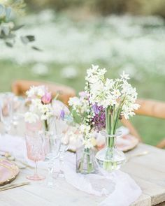 This oh so pretty Easter shoot is just to die for - featured on @weddingchicks today with my silk chiffon runner and silk ribbons.  In the gardens of Alswick Hall filled with snowdrops and daffodils a beautiful shoot organised by @wedhead_london and photographed by @gyangurungphoto came together.  Photography - @gyangurungphoto  Styling  Furniture and Decor Hire - @wedhead_london  Floral Design - @gatherandbloom  Venue - @thebarnatalswick  Makeup and Hair - @lanamakeup  Dresses - @shehurina…