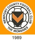 newport county fc crest 1989 Newport County, Football Kits, Sports Clubs, South Wales, Badges, Soccer Kits, Soccer Outfits, Badge