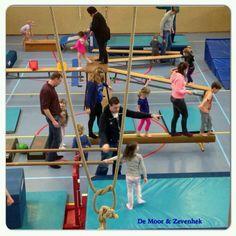 Gym @ ouder-kind gym en kleutergym