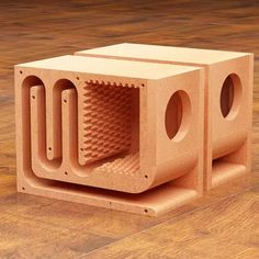 Small speaker inch transmission line maze 3 inch 4 inch bookshelf speaker hifi speaker maze surround speakers empty Diy Subwoofer, Subwoofer Box Design, Speaker Box Design, Subwoofer Speaker, Hifi Speakers, Speaker Box Diy, Diy Bluetooth Speaker, Cheap Speakers, Small Speakers