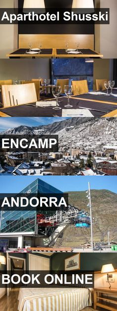 Aparthotel Shusski in Encamp, Andorra. For more information, photos, reviews and best prices please follow the link. #Andorra #Encamp #travel #vacation #hotel