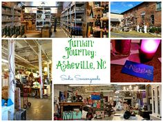 Hendersonville nc a variety of charming stores and yummy for Craft stores greenville nc