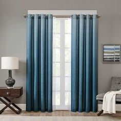 Madison Park Ombre Curtain
