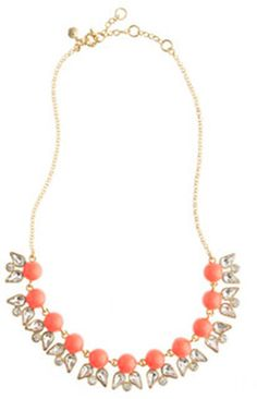Pearls and Petals Necklace