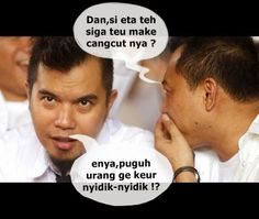 Foto dan kata lucu berbahasa Sunda yang kocak abis Thank You Friend, Cartoon Jokes, James Horan, Health And Safety, Haha, Printer, Geek Stuff, Entertaining, Humor