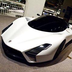 New Shelby SSC Tuatara