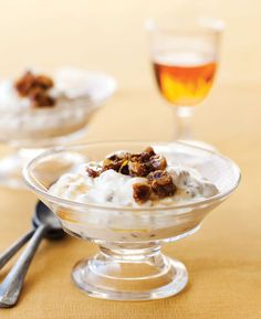 "Wheat Berry Fools with Grand Marnier Figs from Maria Speck's ""Ancient Grains for Modern Meals"""
