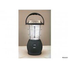 Rothco - 36-Bulb LED Solar and Hand Crank Lantern - TVROTH80006