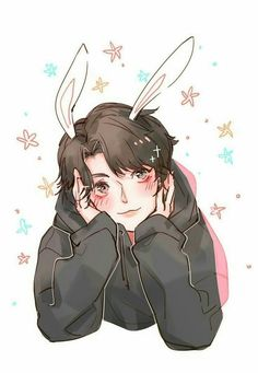 Pin od používateľa lucy stays na nástenke anime,costumes фан арт, аниме арт a кей поп. Jungkook Fanart, Kpop Fanart, Cute Wallpaper Backgrounds, Bts Wallpaper, Cute Wallpapers, Anime Naruto, Anime Guys, Manga Anime, Bts Art