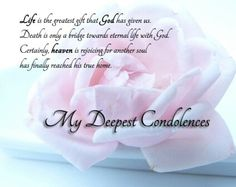 Sympathy messages for loss of husband wordings and messages condolence messages messages greetings and wishes messages wordings and gift ideas altavistaventures Image collections