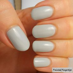 Painted Fingertips | Swatch: Sinful Colors Ciel
