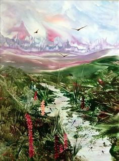 Booking for Carole Boyer Workshop. Encaustic Wax Intermediate Landscape. 26th July 2015. Only 6 places. Buy now online or from our gallery. 5% discount at checkout