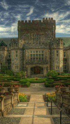 Hatley Castle, Vancouver, Canada
