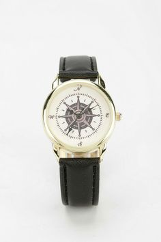 Compass Watch #urbanoutfitters