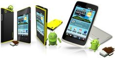 Android Dual SIM phones are on the way... Viewsonic announced just 3 of them running ICS