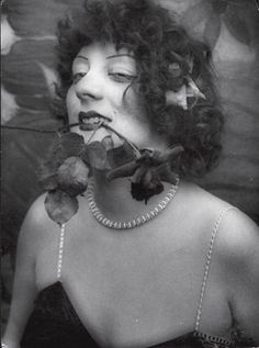 Kiki De Monparnesse by Man Ray...she was an amazing Parisian character in the 20s and 30s