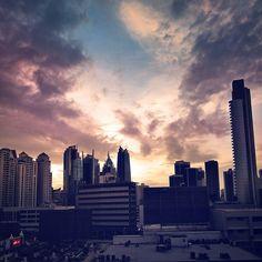 I flew half across the world. 32 hours later I'm here: Good morning from Panama City.  #visitpanama #panamabestinfluencer #visitpanamajustonewayticket