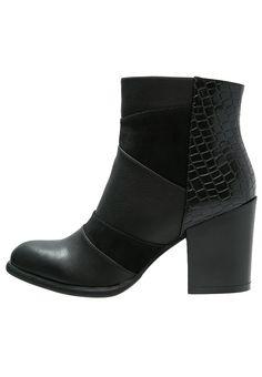 Francesco Milano Ankle boot - nero - Zalando.pl
