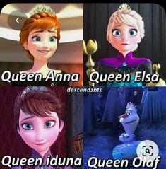 Funny Disney Jokes, Crazy Funny Memes, Really Funny Memes, Funny Relatable Memes, Olaf Funny, Funny Jokes, Hilarious, Disney Princess Memes, Disney Princess Drawings