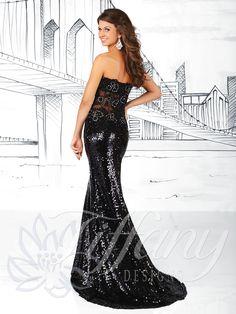 Tiffany Designs- Prom 2014- Prom Dresses- Milroy's Formal Wear