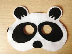 Panda Maske-Kind