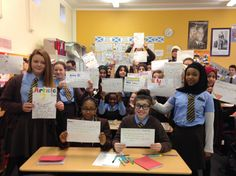 Young people from Notre Dame High School in Glasgow told us their brightest #UNCRC right for #UNCRCbday.