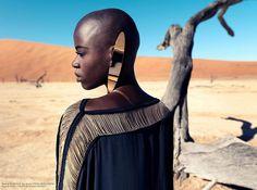 Symara Templeman for Narcisse Magazine