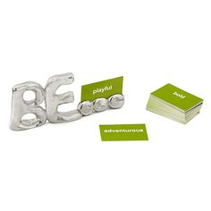 Look what I found at UncommonGoods: Be... Inspirational Paperweight for $68 #uncommongoods