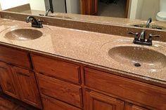 Image Result For Bathroom Countertops | Ellie | Pinterest | Bathroom  Countertops, Countertops And Countertop