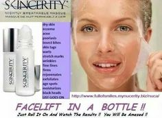Have great looking and feeling skin by using skincerity at bedtime!  Can use over your nighttime regimen!  Contact me  for more information : Cell: 860-558-6743 Email : jlescault10@gmail.com